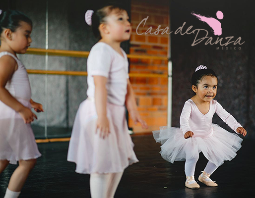 ballet para bebés